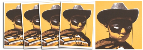 Paul Insect 'Outsider' Orange Edition Size: 19.5 x 27 Inches $184.34 Each