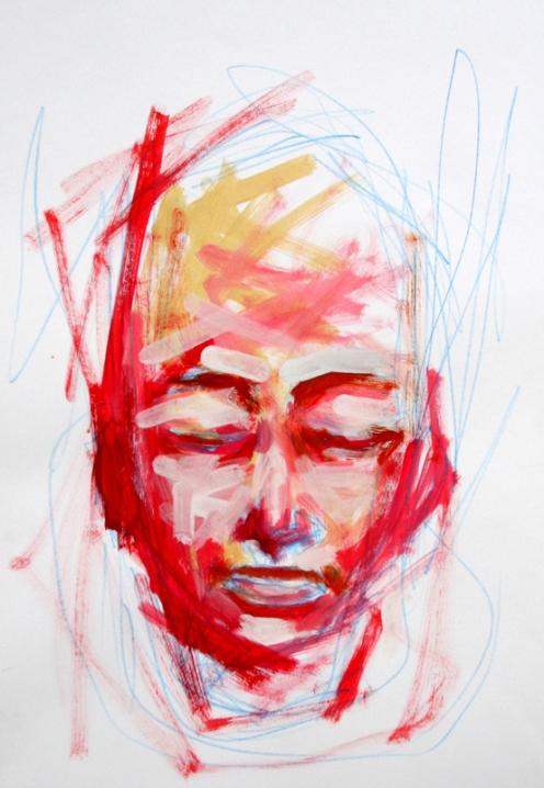 Rodrigo Obranco 'Untitled' Edition of 25 Size: 14 x 18 Inches $120 Each