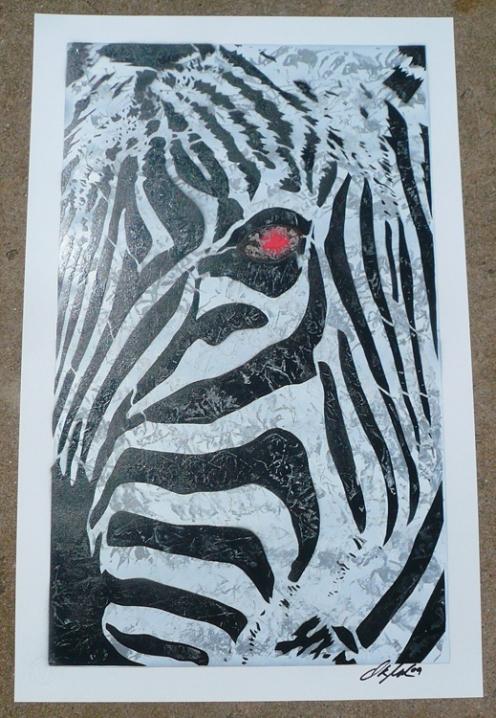 Ian Millard 'Undomesticated' Edition of 25 Size: 14 x 22 Inches $60 each