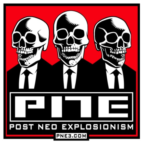 PNE Logo - A Collab With Emek, Jermaine Rogers and Justin Hampton