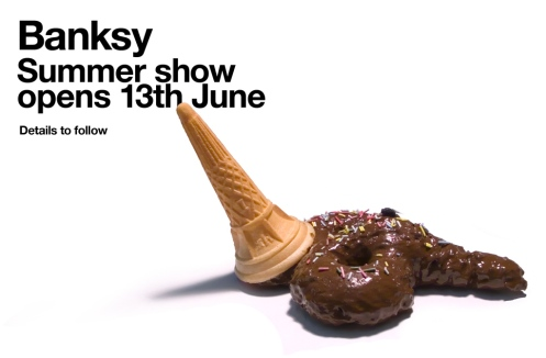 Banksy Summer Show Pending Rumour Has It, It Will Be In Bristol
