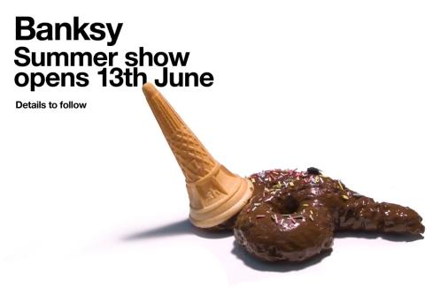 Banksy Summer Show Confirmed In Bristol