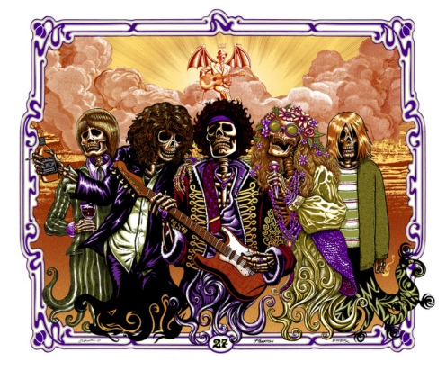 PNE '27 Club' Regular Edition of 200 Size: 28 x 24 Inches $100 Each