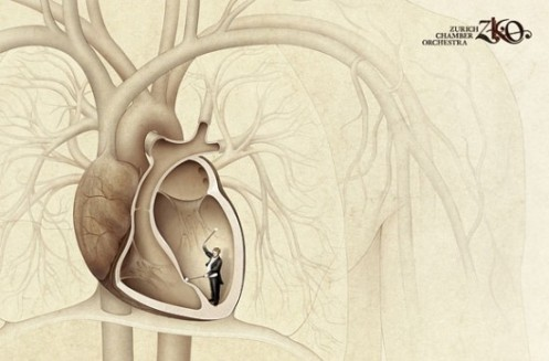 Zurich Orchestra Chamber 'Heart Beat'