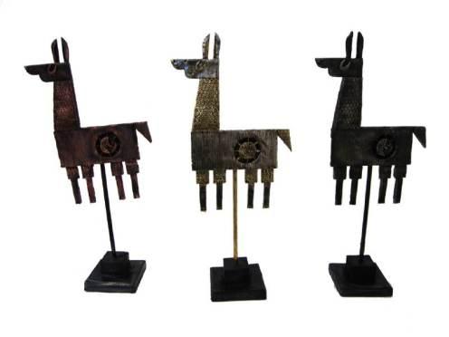 Amanda Visell 'Llama Sun Eater' Group Size: 22 Inches