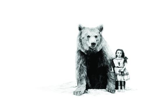 Amy Dover 'Bear Your Teeth' Edition of 200 Size: 50 x 70 cm £100 Each