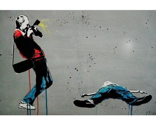 Bennett 'Kodak Moment' Original Size: 70 x 50 cm $390