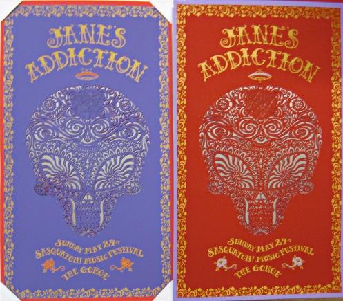 Emek 'Jane's Addiction' Sasquatch Size: 13 x 24 Inches