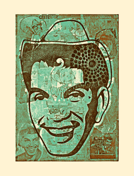 Ernesto Yerena 'Cantinflas' Edition of 100 Size: 11 x 17 Inches $45 Each