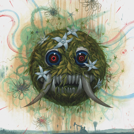 Jeff Soto 'Nature's Wrath' Edition of 50 Size: 14 x 14 Inches $150 Each