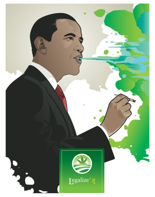 Rubenslp 'Obamahuana' Edition of