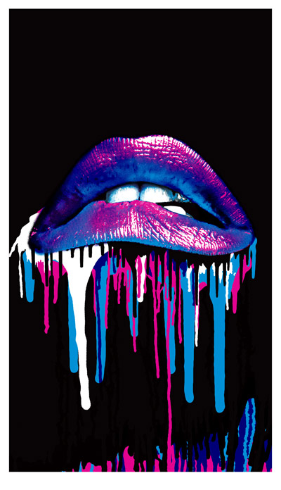 Wezz Winship 'Lips And Drips'