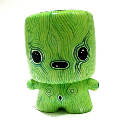 64 Colours 'Green Stump' 3.5 Inches $130 Each