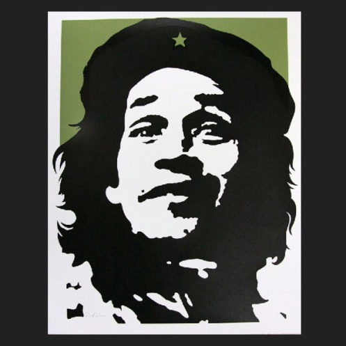 David Flores 'Gonz' Green Edition of 20 Size: 16 x 20 Inches $35 Each