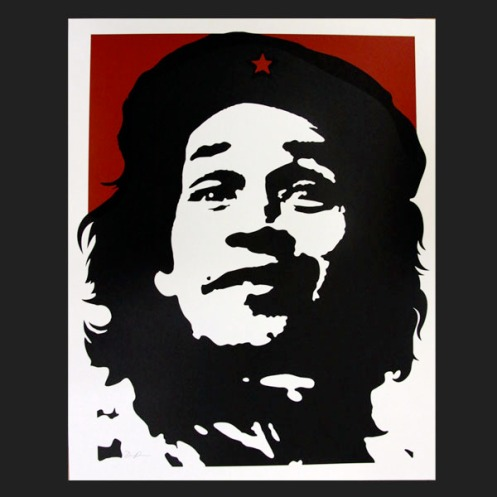 David Flores 'Gonz' Red Edition of 20 Size: 16 x 20 Inches $35 Each