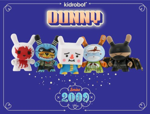 Dunny Series 2009 Releasing Soon!!!