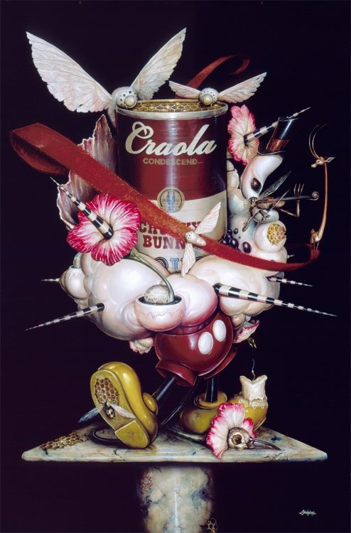 Greg Craola 'Label Me' Edition of 50 Size: 18 x 24 Inches $150 Each