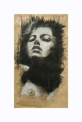 Guy Denning 'Spartan Woman' 24 Hour Edition Size: 30 x 45 cm £25 Each
