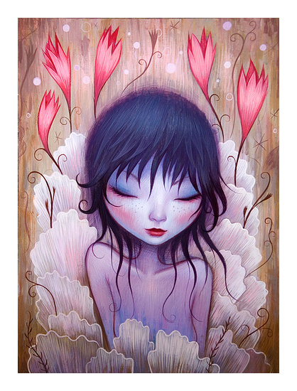 Jeremiah Ketner 'Only For You' Edition of 30 Size: 9 x 12 Inches $50 Each