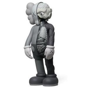 KAWS Dissected Companion Monotone Size: 48 Inches $6,000 Each