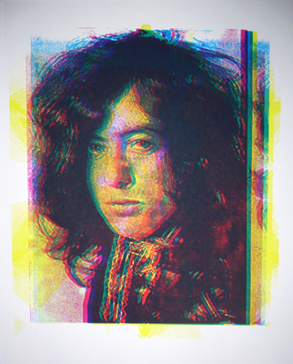 Matt Dye 'Jimmy Page' Edition of 100 Size: 11 x 15 Inches $65 Each