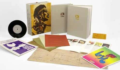 Obey 'Woodstock Experience' Box Set Edition of 1,000 £395 Each