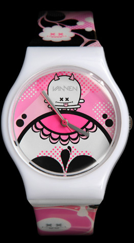 Buff Monster 'Happy Creamy' Watch Edition of 500 $65 Each