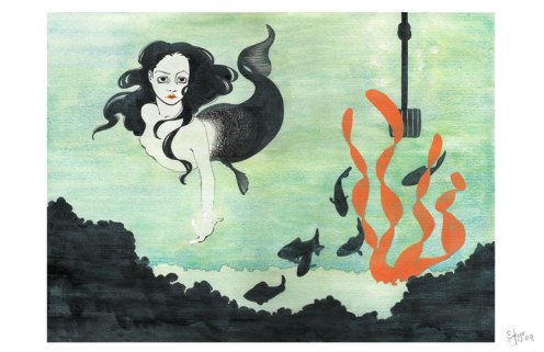 Eliza Frye 'Oxygen' Size: 17 x 11 Inch Digital Press Print $15 Each