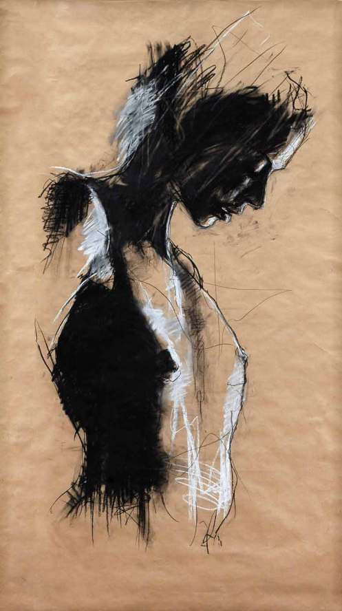 Guy Denning 'Gorgo Spartan' Timed Edition Size: 45 x 75 cm £95 Each