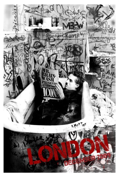 Mr Brainwash 'Icons' Edition of 500 Size: 34 x 50 Inches $150 Each