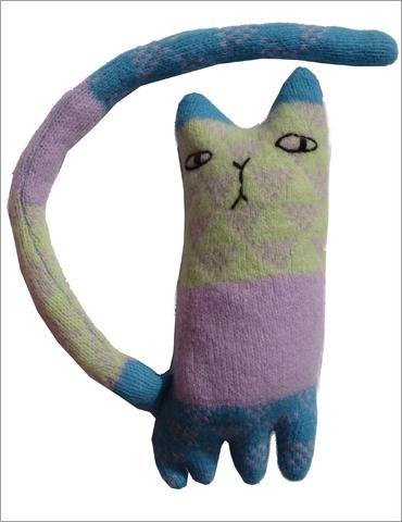 Noodoll 'Mitten Kitten' Size: 49 cm £36 Each