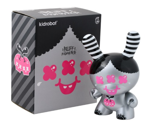 Buffmonster Dunny Edition of 1000 Size: 8 Inches $75 Each