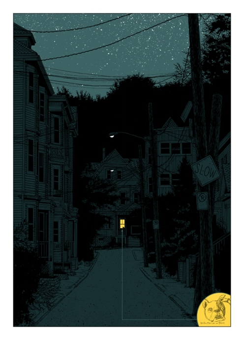 Dan McCarthy 'Animal Kingdom' Print Club BONUS PRINT