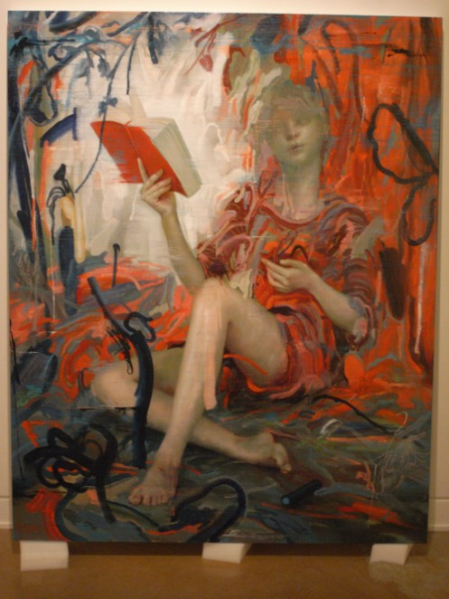 James Jean Installation