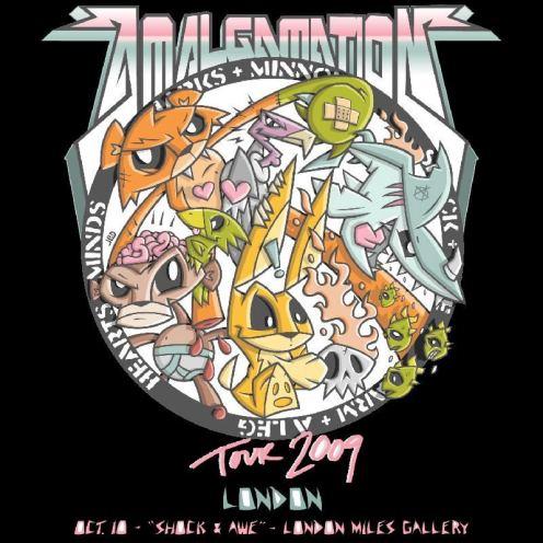 Joe Ledbetter 'Amalgamation Tour' Shock & Awe Show