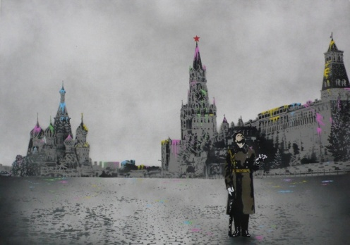 Nick Walker 'The Morning After - Moscow' Release Details
